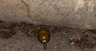 بالصور: قنابل حربية روسية القيت على القوى الأمنية image