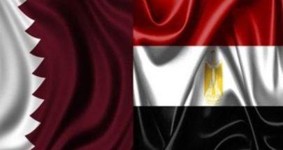 مصر تعلن استئناف علاقاتها الدبلوماسية مع قطر image