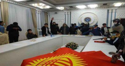 لجنة الانتخابات المركزية في قرغيزستان: جباروف فاز في الانتخابات الرئاسية image