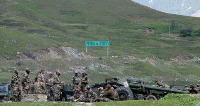 """الصين والهند تعلنان عن مفاوضات """"إيجابية"""" لتسوية التوتر العسكري على الحدود image"""