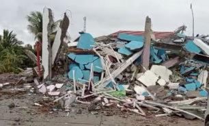 إندونيسيا: هزة ارتدادية تضرب سولاويسي وتحذيرات من زلزال أقوى قد يسبب تسونامي image