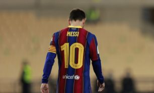 رد فعل برشلونة على عقوبة ميسي image