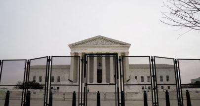 إخلاء المحكمة الاميركية العليا بسبب تهديد بوجود قنبلة image