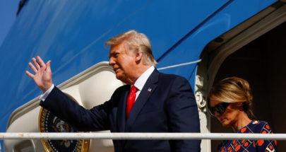 ترامب يصل إلى فلوريدا image