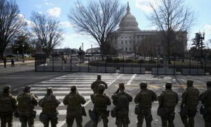إصابة المئات من الحرس الوطني الأميركي بكورونا إثر اضطرابات الكونغرس image