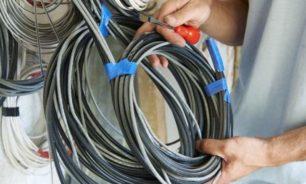 سرقة كابلات كهربائية في بلدات عكارية image