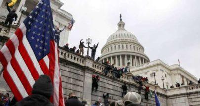 القضاء الأميركي يتّهم 150 شخصا بالتورّط في الهجوم على الكونغرس image
