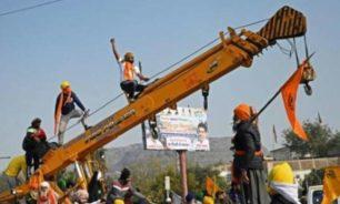 إجراءات أمنية مشددة غداة اشتباكات بين المزارعين وقوات الأمن في نيودلهي image