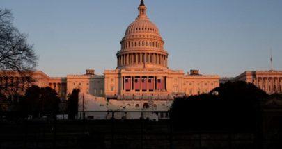 استنفار بواشنطن.. إغلاق مبنى الكونغرس لوجود تهديد أمني image