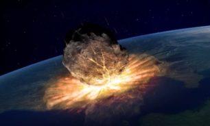 وكالة ناسا: نيزك خطير كاد أن يرتطم بالأرض الأحد image