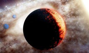 علماء الفلك يكتشفون كوكبا غريبا له ثلاث شموس! image