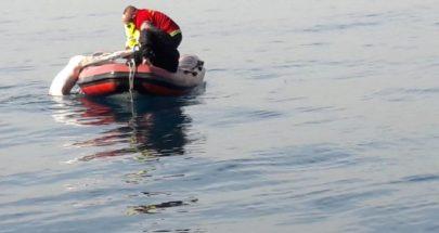 انتشال جثة مواطن من البحر قبالة برج الفيدار image