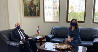 عن موعد استئناف مفاوضات ترسيم الحدود… هذا ما كشفه وزير الخارجية image