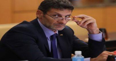 جاسم قانصوه: لسحب اسمي من التداول الطائفي والسياسي في انتخابات اللجنة الاولمبية image