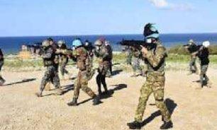 تدريب مشترك بين اليونيفيل وأمن الدولة image