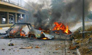 انفجار مزدوج يهز وسط بغداد.. قتلى وجرحى في خرق أمنيّ خطير image