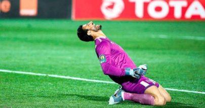 """""""سلوك غير رياضي"""" يكلف حارس الأهلي المصري """"كثيرا"""" image"""