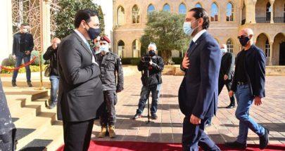 عندما يقرر حسان دياب انتشال سعد الحريري من الورطة image