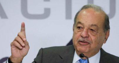 إصابة الملياردير المكسيكي كارلوس سليم بكورونا image