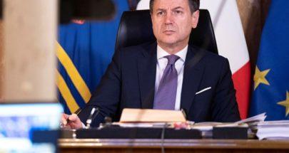 رئيس الوزراء الإيطالي يعلن استقالته قبل ظهر اليوم image