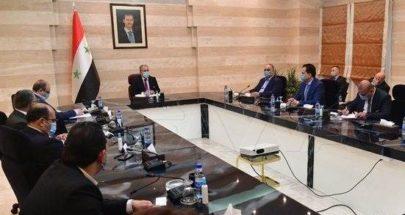 رئيس الحكومة السورية: لاستنهاض المسؤولية الاجتماعية image