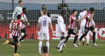 السوبر الإسباني.. بلباو يهزم ريال مدريد ويتحدى برشلونة image