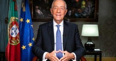 إعادة انتخاب رئيس البرتغال المنتهية ولايته image