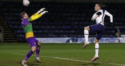 توتنهام يقلب الطاولة على ويكومب في كأس الاتحاد الإنجليزي image