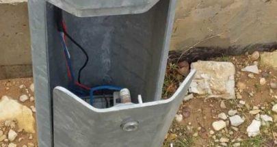 مياه بيروت: تعرض منشآت سد القيسماني للسرقة image
