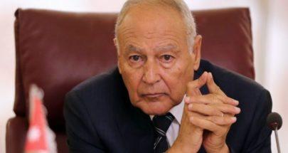 رئيس البرلمان العربي هنأ أبو الغيط : لمرحلة جديدة أكثر تقدما وتطورا image