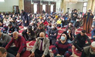 خطباء المساجد: طرابلس تتمسك بالعيش المشترك وتنبذ الطائفية image