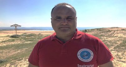 رئيس مركز الغوص: تلوث شاطىء صور غير معروف حتى الان image