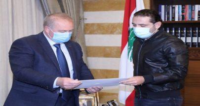 الحريري والسفير الروسي يبحثان عقبات تشكيل الحكومة image