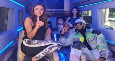 أنابيلا هلال تكشف عن مشاركتها محمد رمضان في كليب أغنيته الجديدة image