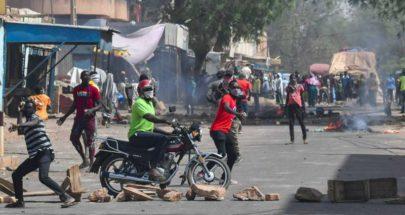 اشتباك بين المحتجين والشرطة في النيجر.. والمعارضة ترفض نتيجة الانتخابات image