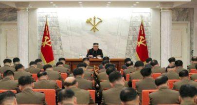 زعيم كوريا الشمالية يدعو لانضباط أكبر في الجيش image