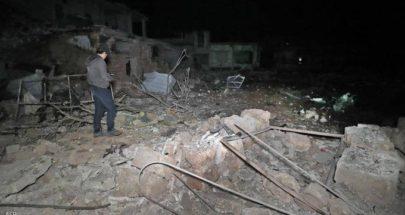 بايدن يقر أول ضربة في سوريا.. عدد كبير من القتلى وهذا ما استهدفته image