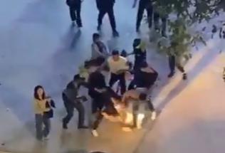 """""""فيديو عن اشكال في الخندق الغميق""""... قوى الأمن توضح image"""