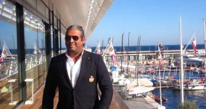 عضو اللجنة الأولمبية اللبنانية الفائز الكومودور سالم يعلن انه مستقل image
