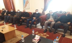 فاعليات الهرمل استنكرت الاعتداء على منزل إيهاب حمادة: السكوت مشاركة بمسلسل الجرائم image