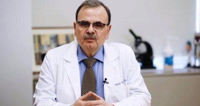 """""""مؤشر ايجابي اضافي"""".. البزري: علينا التقيد بالارشادات الصحية image"""