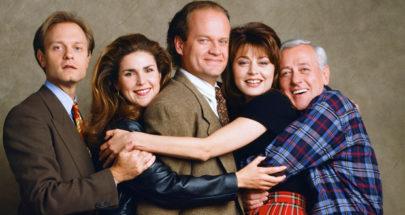 بعد 20 عامًا.. عودة المسلسل الكوميدي Frasier image