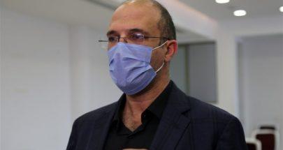 وزير الصحة يُرجئ اعتماد مستشفيي بعلبك والبترون image
