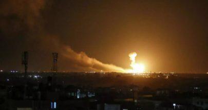 التلفزيون السوري: هجوم أميركي فجر اليوم على مناطق عدة image
