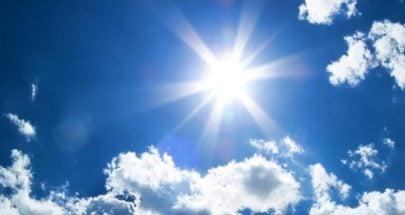 ارتفاع بدرجات الحرارة اليوم... كيف سيكون الطقس غدا؟ image