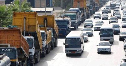 نقابات النقل البري: لإلغاء المحاضر التي نظمت بحق السائقين وإلا الإضراب image