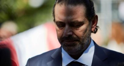 الحريري: رحم الله المفتي الشهيد حسن خالد رمز الوطنية والإعتدال image