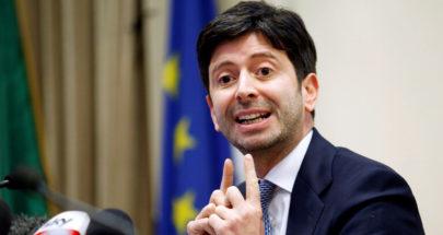 """وزير الصحة الإيطالي يعلن """"انفتاحه"""" على لقاح """"سبوتنيك V"""" الروسي image"""