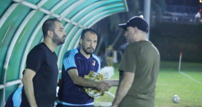عودة باسم مرمر الى تدريب نادي العهد image
