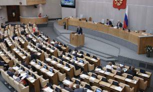 برلماني روسي يحذر أوكرانيا من عواقب التدخل العسكري في القرم image